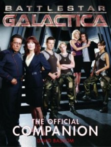 Battlestar Galactica: The official companion book (Season 1)