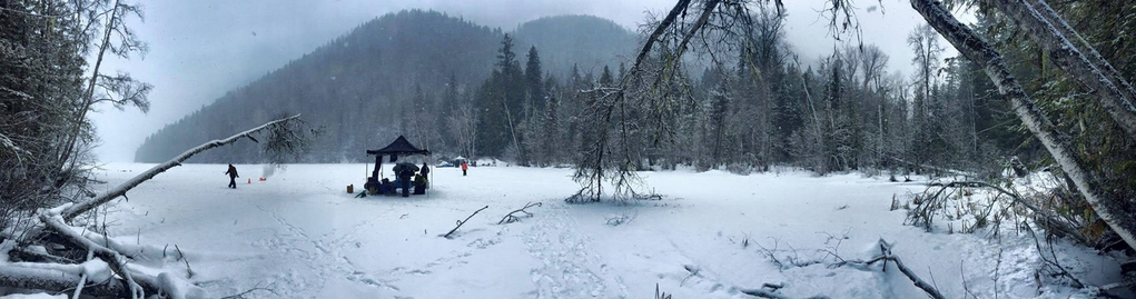 """© Numb film - """"Numb"""" shot in the icy wilderness of British Columbia, Canada - image used with permission"""