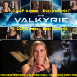 Interview with Eve: Valkyrie's Executive Producer Owen O'Brien - Check out our FLICK'R page for exclusive in-studio photos