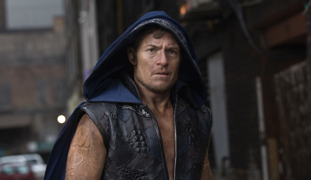 "Tahmoh Penikett as ""Alar"" in the short film ""Portal"" © Portal/Riftworld Chronicles"