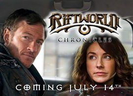 """""""Riftworld Chronicles"""" premieres JULY 14 on the CBC Punchline website!"""